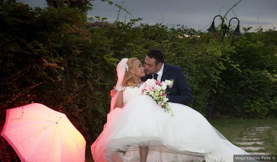 Il matrimonio di Giuseppe e Vianka a Riparbella, Pisa