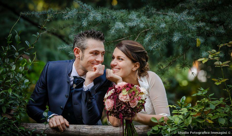 Il matrimonio di Vittorio e Jessica a Fino Mornasco, Como