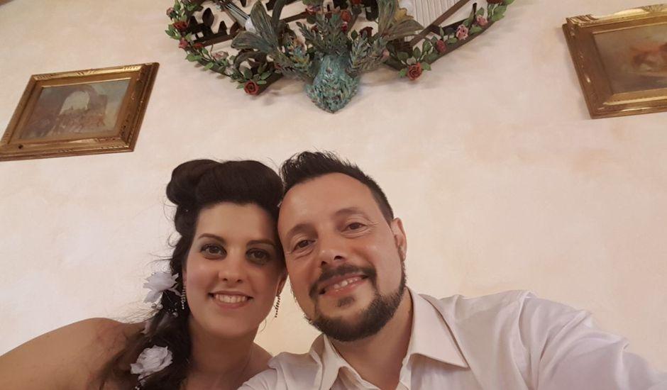 Il matrimonio di Simone e Chiara a Peccioli, Pisa