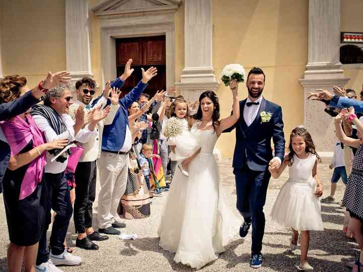 Le nozze di Alice e Davide