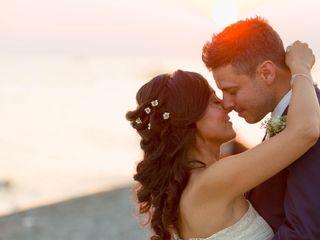 Le nozze di Aida e Danilo