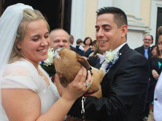 Le nozze di Stefano e Daniela