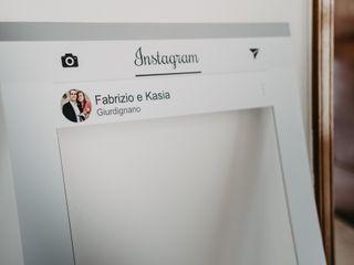 Le nozze di Kasia e Fabrizio 1
