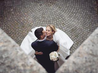 Le nozze di Chiara e Dennis
