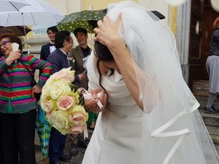 Le nozze di Greta e Giulio 1