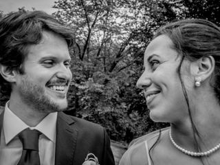 Le nozze di Valentina e Cristiano