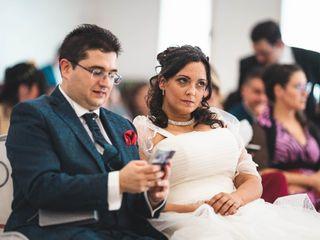 Le nozze di Amos e Giselle
