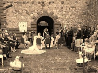 Le nozze di Vanessa e Francesco 1