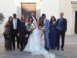 Le nozze di Enrica e Sasha
