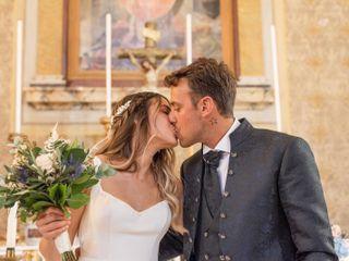 Le nozze di Vittoria e Daniele