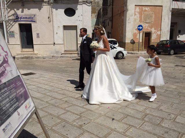 Il matrimonio di Alessandro e Federica a Salice Salentino, Lecce 5