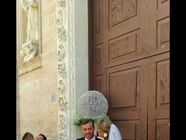 Il matrimonio di Alessandro e Federica a Salice Salentino, Lecce 16