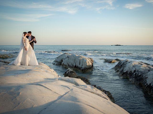 Il matrimonio di Alfonso e Chiara a Agrigento, Agrigento 1