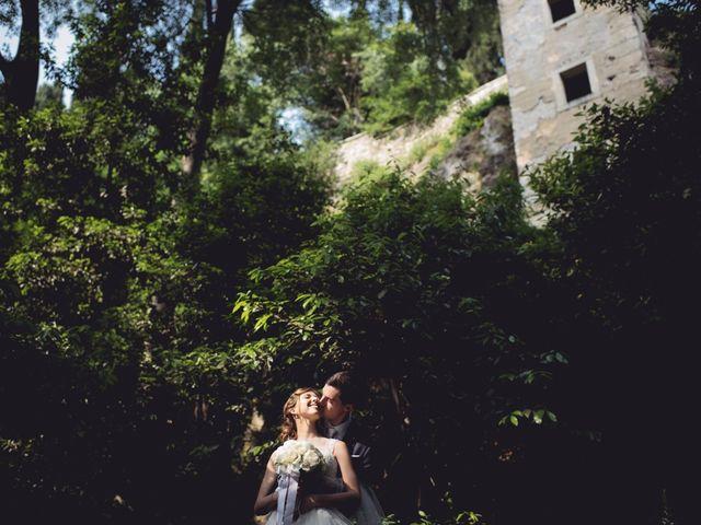 Le nozze di Angela e Enrico