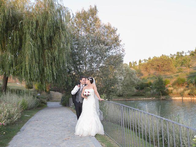 Il matrimonio di Angela e Alessandro a Colle di Val d'Elsa, Siena 1