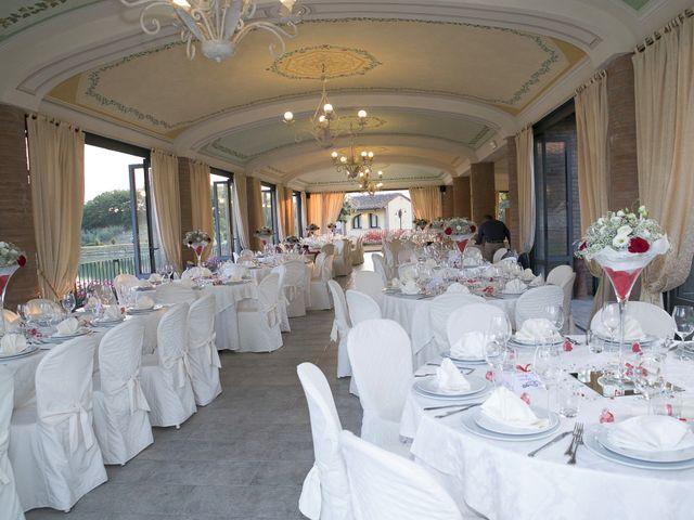 Il matrimonio di Angela e Alessandro a Colle di Val d'Elsa, Siena 3
