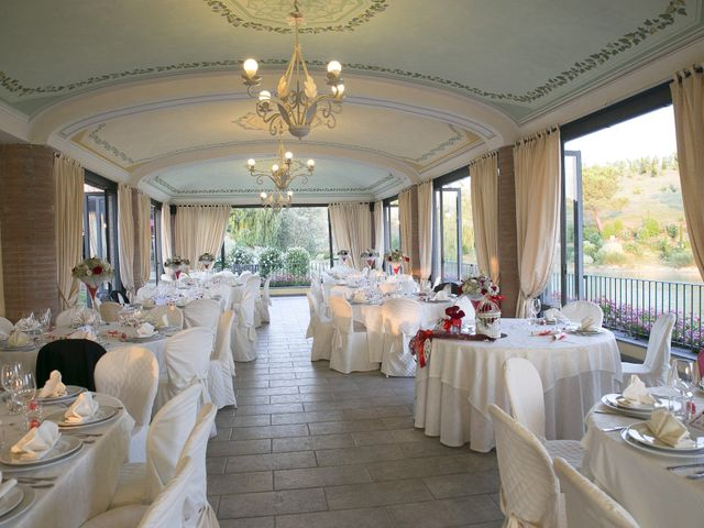 Il matrimonio di Angela e Alessandro a Colle di Val d'Elsa, Siena 4