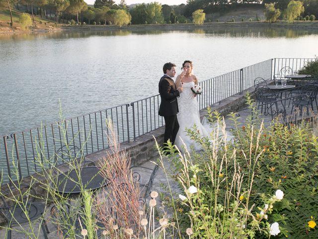 Il matrimonio di Angela e Alessandro a Colle di Val d'Elsa, Siena 9