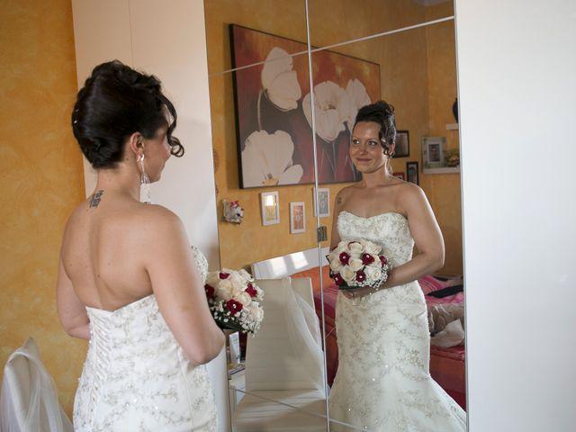 Il matrimonio di Angela e Alessandro a Colle di Val d'Elsa, Siena 14
