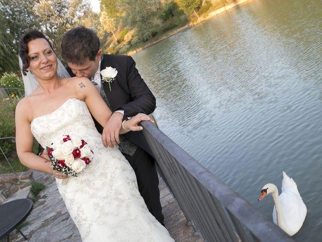 Il matrimonio di Angela e Alessandro a Colle di Val d'Elsa, Siena 18