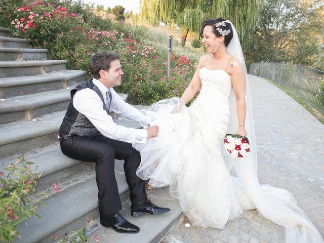 Il matrimonio di Angela e Alessandro a Colle di Val d'Elsa, Siena 19