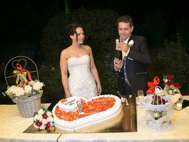 Il matrimonio di Angela e Alessandro a Colle di Val d'Elsa, Siena 21