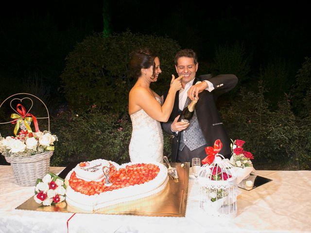 Il matrimonio di Angela e Alessandro a Colle di Val d'Elsa, Siena 22