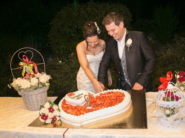 Il matrimonio di Angela e Alessandro a Colle di Val d'Elsa, Siena 23