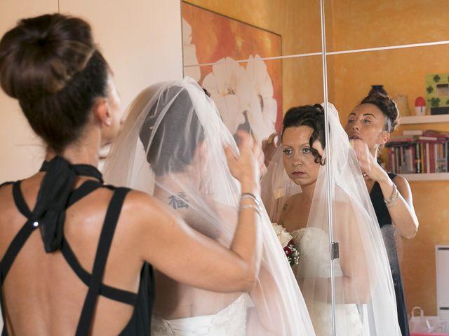 Il matrimonio di Angela e Alessandro a Colle di Val d'Elsa, Siena 25