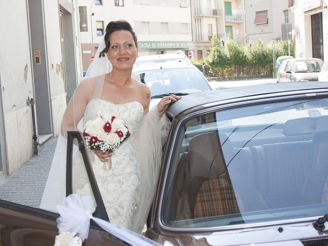 Il matrimonio di Angela e Alessandro a Colle di Val d'Elsa, Siena 27