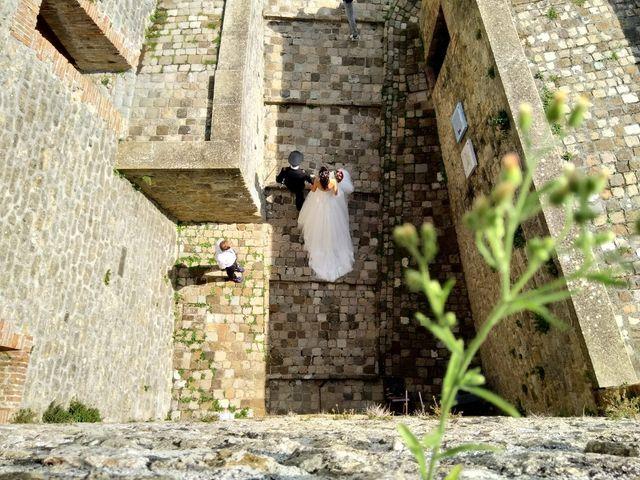 Il matrimonio di Nicola e Valentina a San Leo, Pesaro - Urbino 5