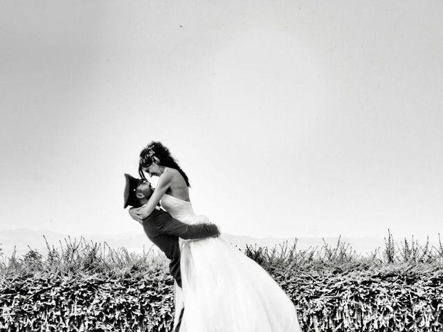 Il matrimonio di Nicola e Valentina a San Leo, Pesaro - Urbino 1