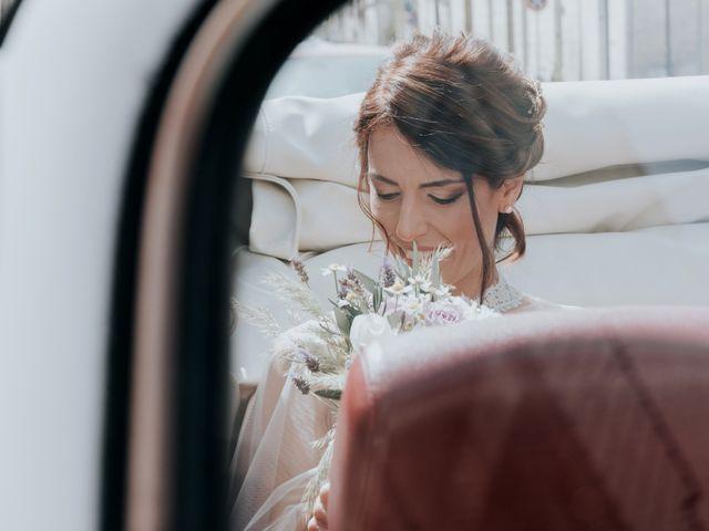 Le nozze di Stefania e Alessandro