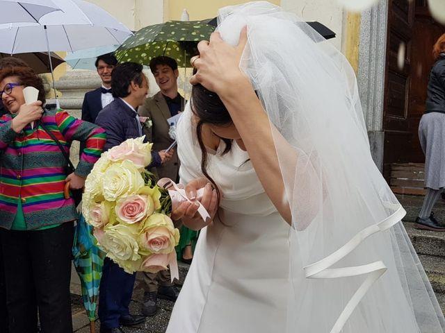 Il matrimonio di Giulio e Greta a Arona, Novara 1