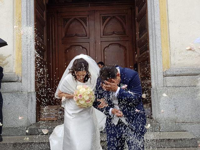 Il matrimonio di Giulio e Greta a Arona, Novara 2