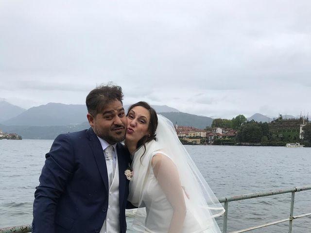 Il matrimonio di Giulio e Greta a Arona, Novara 3