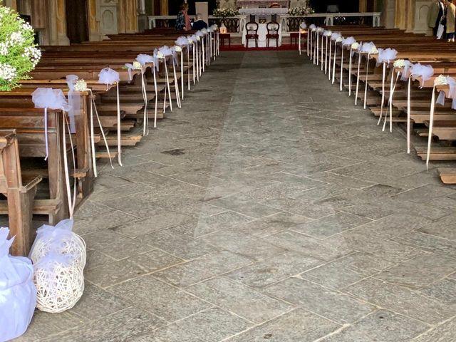 Il matrimonio di Giulio e Greta a Arona, Novara 5