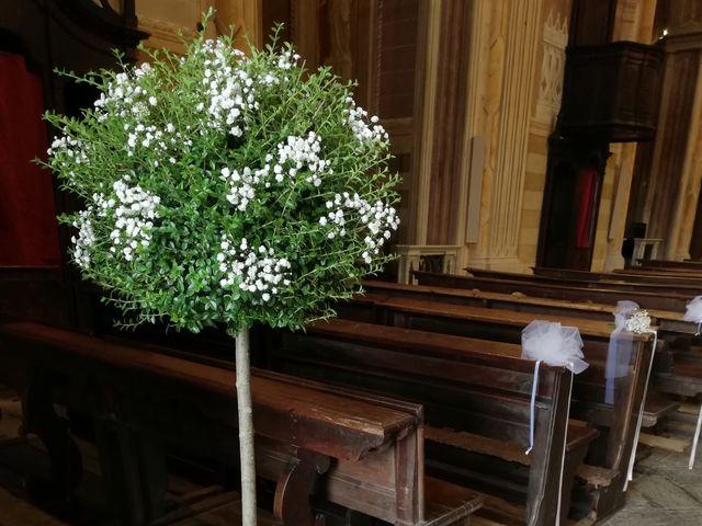 Il matrimonio di Giulio e Greta a Arona, Novara 10