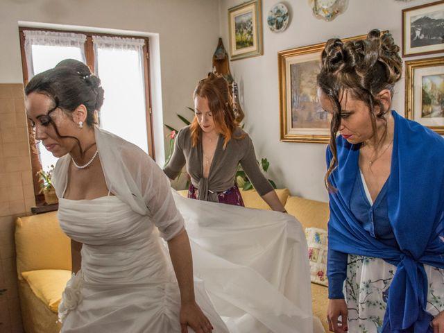 Il matrimonio di Cristiano e Valentina a Tonezza del Cimone, Vicenza 10