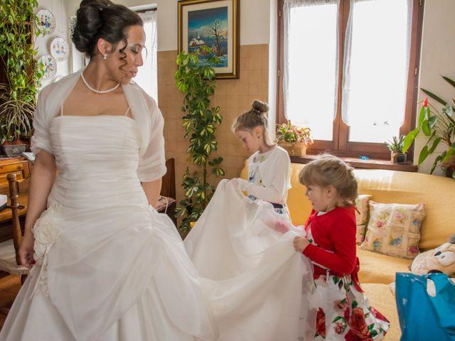 Il matrimonio di Cristiano e Valentina a Tonezza del Cimone, Vicenza 12