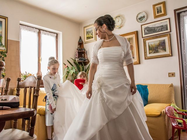 Il matrimonio di Cristiano e Valentina a Tonezza del Cimone, Vicenza 14