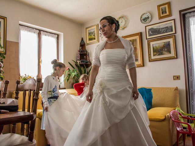 Il matrimonio di Cristiano e Valentina a Tonezza del Cimone, Vicenza 15