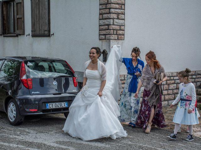Il matrimonio di Cristiano e Valentina a Tonezza del Cimone, Vicenza 16