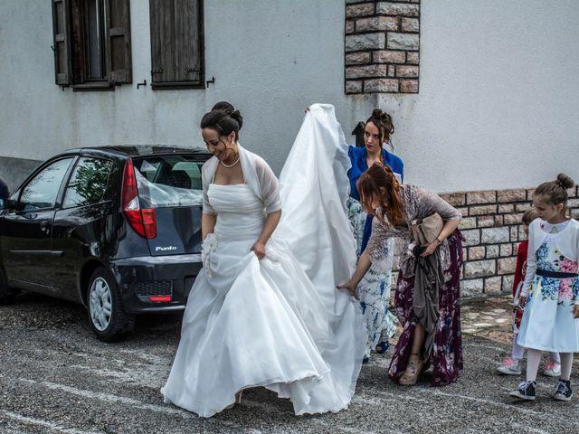 Il matrimonio di Cristiano e Valentina a Tonezza del Cimone, Vicenza 17