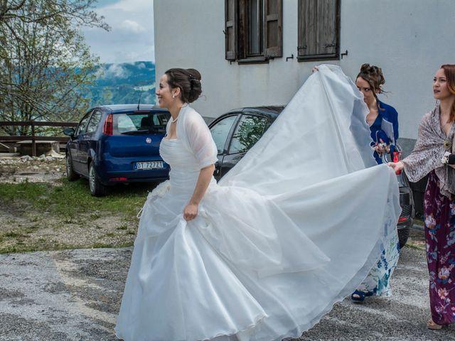 Il matrimonio di Cristiano e Valentina a Tonezza del Cimone, Vicenza 18