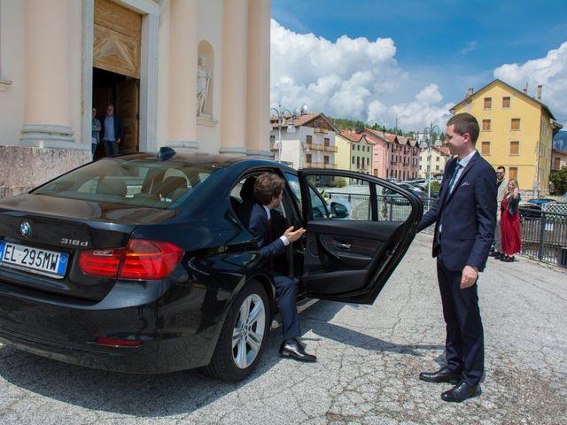Il matrimonio di Cristiano e Valentina a Tonezza del Cimone, Vicenza 21