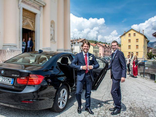Il matrimonio di Cristiano e Valentina a Tonezza del Cimone, Vicenza 23