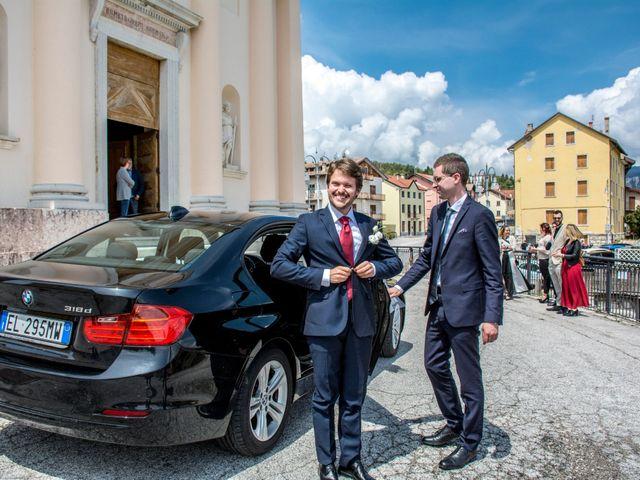 Il matrimonio di Cristiano e Valentina a Tonezza del Cimone, Vicenza 24
