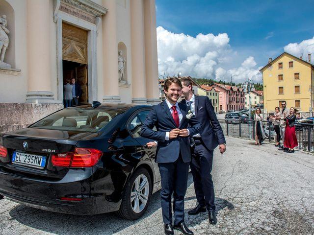 Il matrimonio di Cristiano e Valentina a Tonezza del Cimone, Vicenza 25