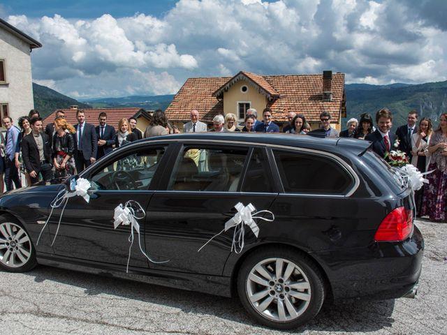 Il matrimonio di Cristiano e Valentina a Tonezza del Cimone, Vicenza 33